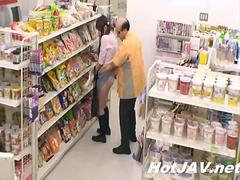 Japanese Hedden Cams in Dildos Toy Shop 3