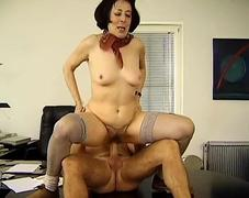 Sex with Mature 33