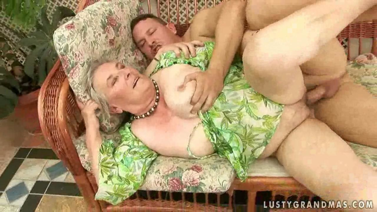 Teen Fucked Old Fat Guy