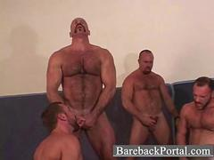 Big massive muscle group sex