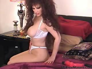 Granny Brunette Porn - Sexy Granny Brunette Solo Smoking And Lounging On Bed mature mature porn  granny old cumshots cumshot