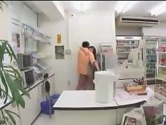 cute convenience store staff fucked by boss 01