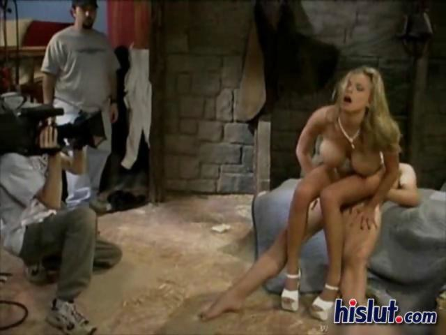 Behind The Scenes Alexis Texas