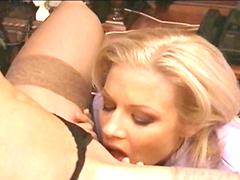 Naughty Lesbian Hot Pussy Sticky Fingers