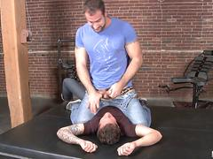a guy gets revenge on his buddy with gay sex movie