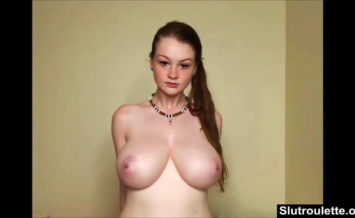 Big Natural Tits Skinny Teen