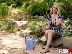 Abby Cross , Julia Ann In The magic Trick