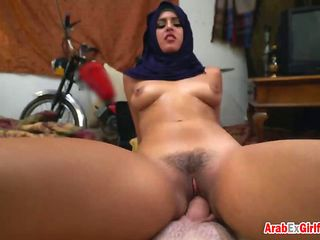 Hot arab girl fucked