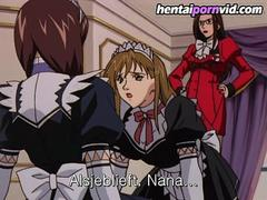 Hentai maids get taste of lezdoms dirty fantasies