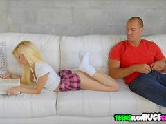 Petite Piper Perri fucked by big cock