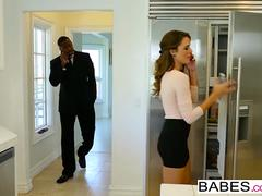 Babes - Black is Better - Playful Passions  starring  Ally Tate and Jon Jon clip