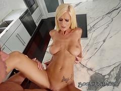 Busty Hoe Olivia Blu Has Her Pussy Pounded Hard