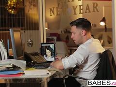 Babes - Office Obsession - Seth and Peta Jensen - Countdown To You
