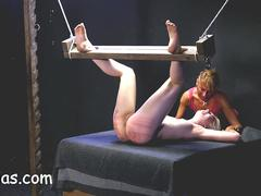 Three weeks of caning