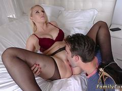 Muscle daddy fuck and japan cronys daughter in law Birthday Sex Butt Not For Dad