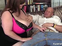 Fattylicious Babe Bouncy And Wavey Fucking Scene