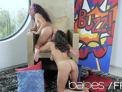 Babes - VOYEUR HOUSE PART 3 featuring Darcie Dolce Liv Revamped