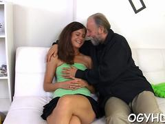 old rod rams  pussy and mouth video