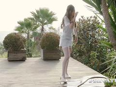Private.com Teen maid does DP