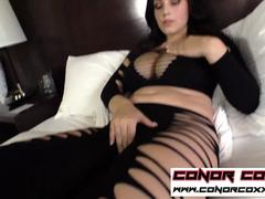 ConorCoxxx-All natural cock worship blowjob from busty babe