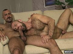 muscle bear bareback with cumshot clip