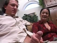 step mom teaching her step son how to fuck