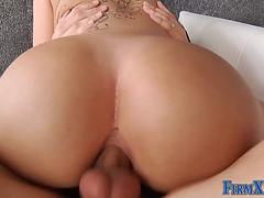 Anal with big ass blonde