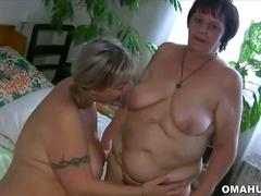 Sexy Granny Can't Resist a Hard Cock and Wet Pussy
