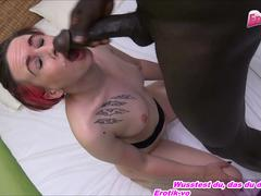 German black BBC monstercock fucks young student girl by interracial amateur userdate
