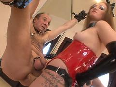 young mistress  fuck guy