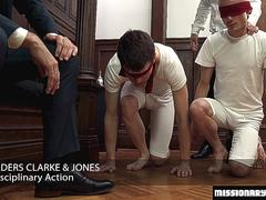 MormonBoyz - Priest Daddies Dildo Two Guys Tight Holes
