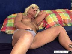All natural mature pussy filled with a hard dick