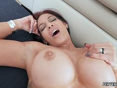 Big tit white milf Ryder Skye in Stepmother Sex Sessions