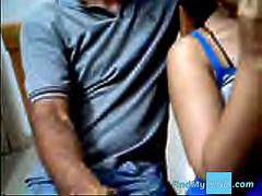 ajay and raveena indian webcam couple movie