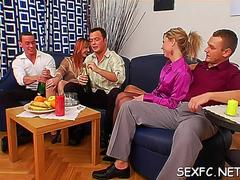 fully clothed sex party blowjob movie 4