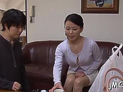 Lovely mature asian miki sato adores being nailed