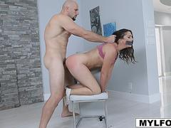 Jmac pounds Annas sweet pussy in submission