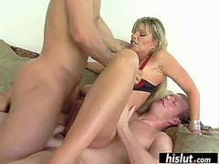 Kristal Summers is thirsty for some delicious cum