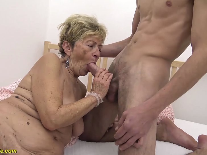horny 90 years old granny gets extreme deep fucked in her hairy cunt by a young toyboy on GotPorn (12301074)
