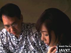 Beautiful Asian MILF Fucked By Brother In Law