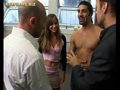 Rocco''s Classic anal party'