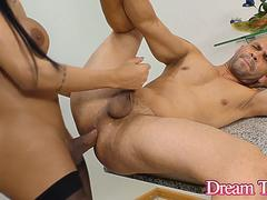 Dream Tranny - Sultry Hung TS Yasmin Dornelles Compilation Part 1