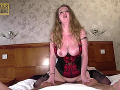 PASCALSSUBSLUTS - BBW Kitten Fed Cum And Dominated By Master