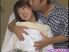 Mature Aizawa Satomi gets her hairy pussy drilled in different poses - More at hotajp.com