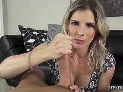 Van damage milf and piss blowjob Cory Chase in Revenge On Your Father