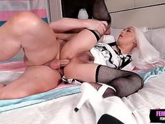 Allie Brookes Sissy Babe For Daddy Cock