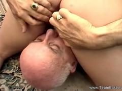 Amazing Tit Fuck Natural Body Cum