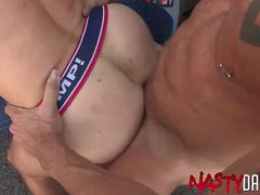 NASTYDADDY Devin Franco Receives Raw Dick From Dallas Steele