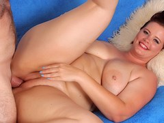 Hard Pummeling Makes Fat Babe Amanda Foxxx Big Ass Dance Like Wild