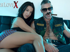TOUGHLOVEX Evelin Stone meets Karl in purgatory